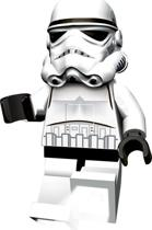 Lego Star Wars Stormtrooper zaklamp
