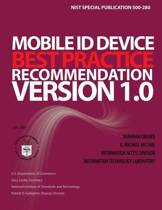 Mobile Id Device Best Practice Recommendation Version 1.0