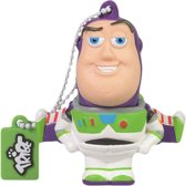 Tribe Buzz Lightyear 16GB 2.0 USB-Type-A-aansluiting Groen, Wit USB flash drive