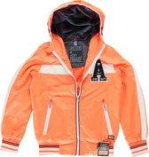 jongens Jas Cars jeans Jongens Jas - Neon Orange - Maat 152 8718082750738