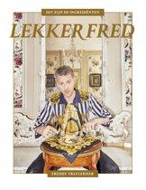 Boekomslag van 'Lekker Fred'