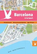 Dominicus stad-in-kaart - Barcelona in kaart
