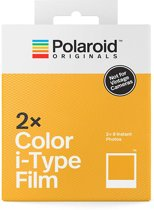 Polaroid Originals Double pack color instant film for I-type