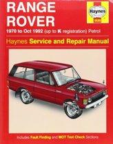Range Rover V8 Petrol