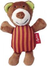 sigikid Mini rammelaar beer Red Stars 41188
