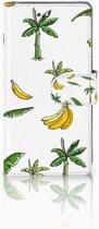 Huawei P10 Boekhoesje Design Banana Tree