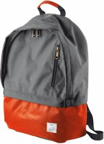 Trust Cruz Backpack for 16 laptops - grey/orange