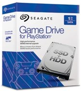 Seagate Game-drive SSHD voor PlayStation 3 en 4 - 1TB