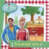 Juf Roos - Juf Roos - Smakelijk eten (kartonboek)