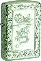 Aansteker Zippo Armor Case Dragon