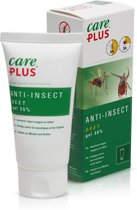Care Plus - Deet 30% - 80 ml - Anti-insecten Gel