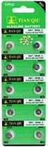 AG1 Horloge Batterijen - 10 stuks