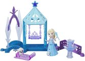 Hasbro Disney Frozen Speelset Elza's Ijstuin Meisjes 8 Cm