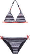 Protest NICI JR Triangle Bikini Meisjes - True Black - Maat 128
