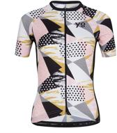Rosey Gold Summer Cycling Jersey