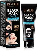 Revuele Black Mask Peel Off - Hyaluron 80ml.