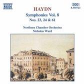 Haydn: Symphonies 23, 24 & 61