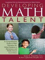 Developing Math Talent