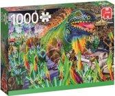 Carnaval in Rio Premium Quality - Puzzel 1000 stukjes