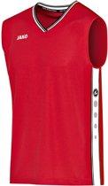Jako Center Shirt - Shirts  - rood - XS