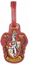 Harry Potter Gryffindor Luggage Tag Bagagelabel