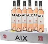 Aix Provence Rosé - 6x 75cl (Doos)