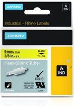 DYMO labelprinter-tapes 9mm RhinoPRO Heat shrink tubes