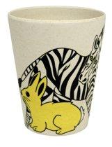 Zuperzozial Hongerige Zebra Beker