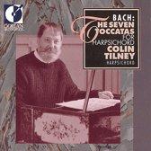 Bach: Toccatas for Harpsichord