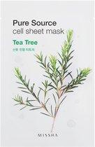 Missha Pure Source Cell Sheet Mask (Tea Tree)
