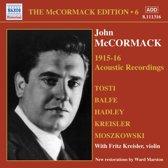 John Mccormack Edition V. 6