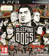 Square Enix Sleeping Dogs, PS3, ENG