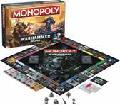 Monopoly Warhammer 40k - Engelstalig Bordspel