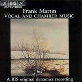 Martin: Vocal and Chamber Music / Delman, von Bahr, Negro et al