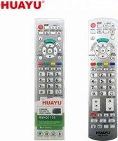Universele afstandsbediening voor alle Panasonic TV's | 3D | SMART | VIERA |