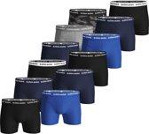 Bjorn Borg - Heren 12-Pack Solid Boxershorts Multi - M