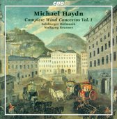 Complete Wind Concertos Vol1: Conce