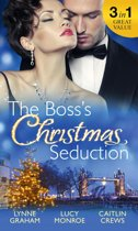 The Boss's Christmas Seduction: Unlocking her Innocence / Million Dollar Christmas Proposal / Not Just the Boss's Plaything (Mills & Boon M&B)