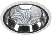 SLV LED DOWNLIGHT PRO R Downlight Inbouw  1x11W 4000K Wit LED 162411