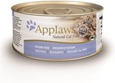 Applaws cat blik adult ocean fish 24 x 156 gr