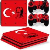 Turkije - PS4 Pro skin