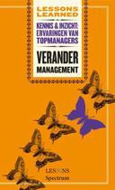 Lessons Learned - Verandermanagement