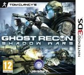 Tom Clancy's Ghost Recon Shadow War 3D - 2DS + 3DS