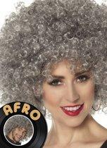 Pruik Afro superluxe Johnson brown