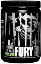 Animal Fury 20servings Green Apple