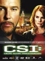 CSI: Crime Scene Investigation - Seizoen 7 (Deel 2)