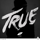 CD cover van True van Avicii
