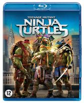 Teenage Mutant Ninja Turtles (2014) (Blu-ray)