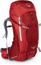 OSPREY ARIEL AG 55 WOMEN MEDIUM - PICANTE RED