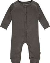 Imps&elfs Boxpak Olli Star Print - stone grey / dark stone grey - Maat 68